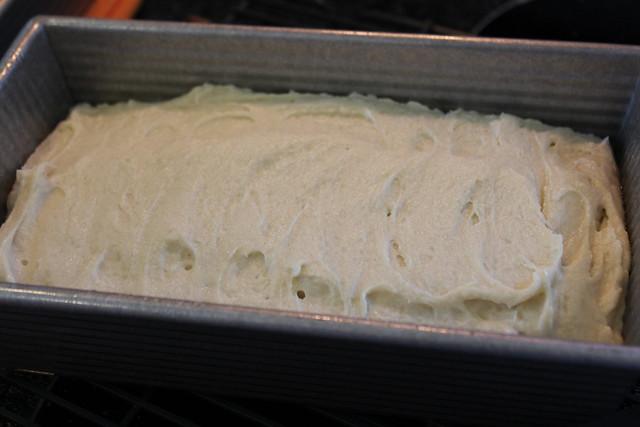 Gluten Free Bread Mix in Loaf Pan
