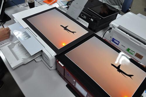 エプソン - カラリオ・プリンター(2013年秋冬モデル)「EP-976A3」「EP-806」 新商品体験+モニターイベント_056
