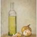 067 Onion and garlic still life by Maryse Tremblay