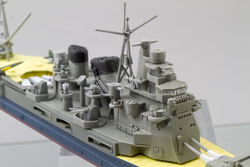 1/700 Heavy Cruiser Atago 3