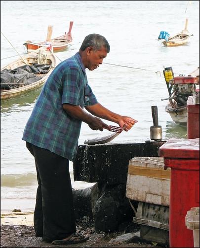 Rawai Beach Seafood Market