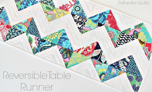 Lark Reversible Table Runner