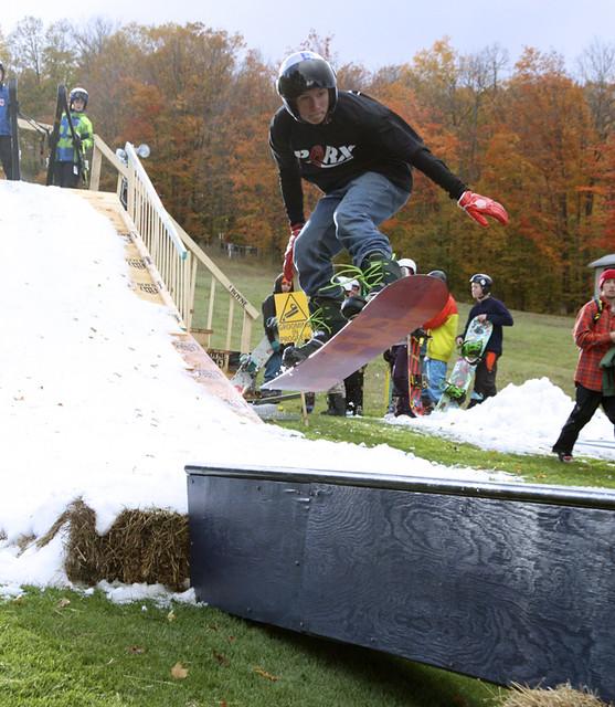 Boyne Mountain Skitoberfest