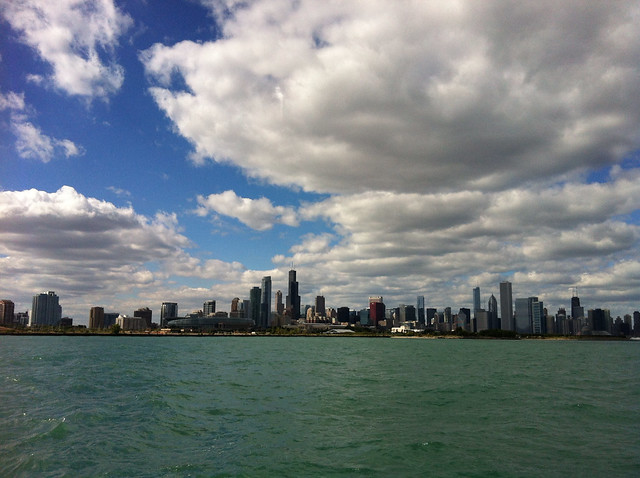 Sailing Chicago