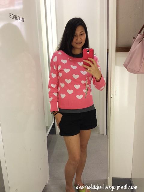 cherieladie in Fox kids sweater