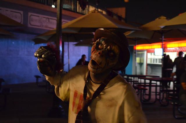 Knott's Scary Farm Halloween Haunt 2013