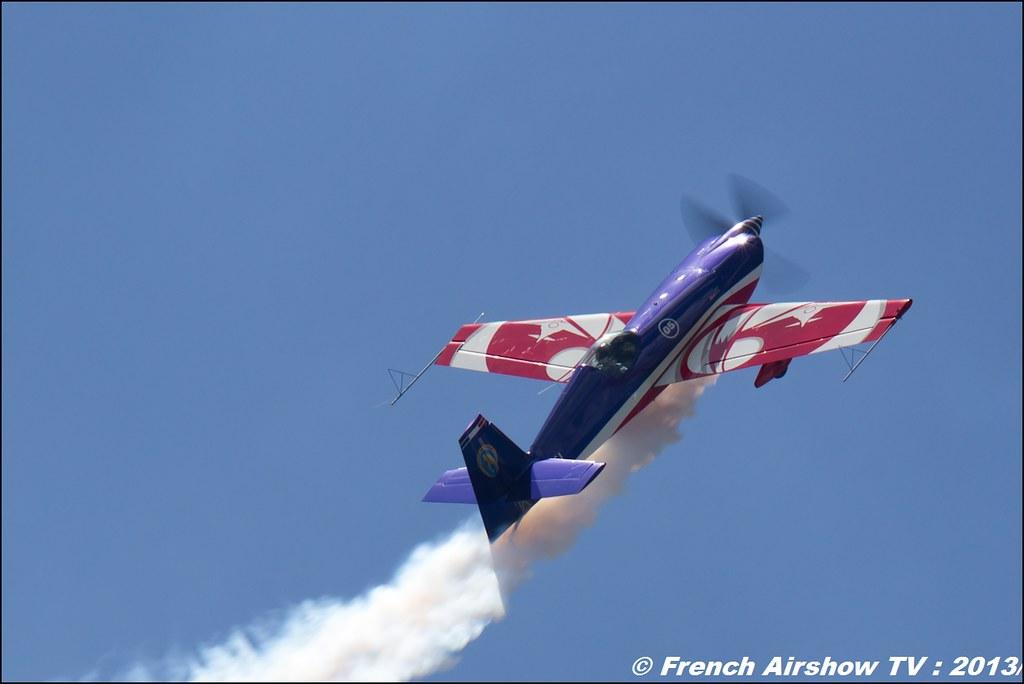 Extra 330SC EVAA, Meribel Air Show 2013