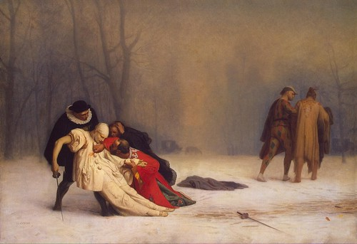 Jean-Léon_Gérôme_-_Duel_After_a_Masquerade_Ball