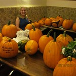 Pumkin Comp Sunday 6th Oct. Torrington Arms 025