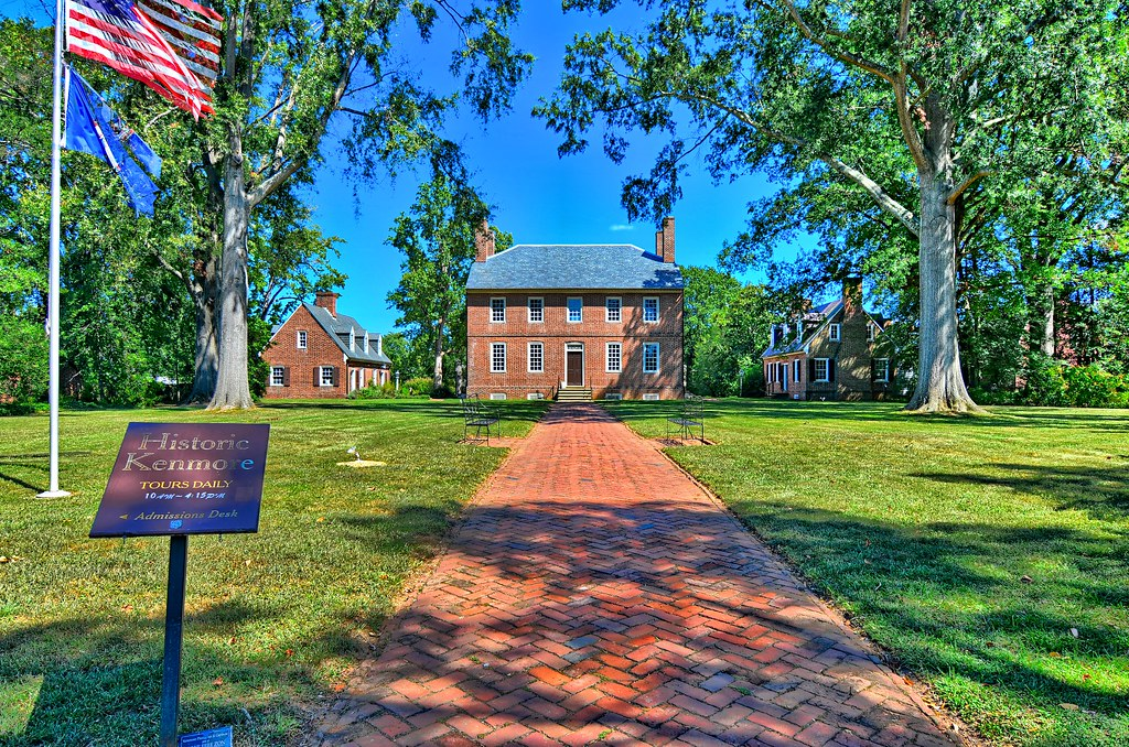 Kenmore - Fredericksburg VA
