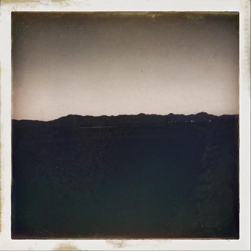 county sunset arizona sky mountain southwest mobile landscape desert sundown dusk iphone tejas maricopa hipstamatic uchitel20