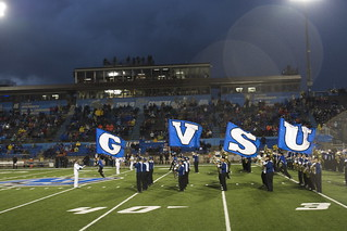 GVSU vs. Northern Michigan