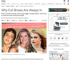 Full Brows   YouBeauty.com