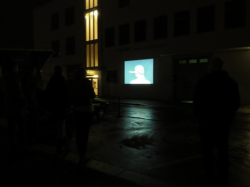 Neighbourhood Projections / Screen Passage