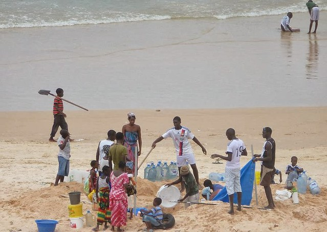 Buckets of Tears During a Senegalese Water Shortage
