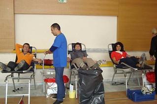 Πολιτιστικός Αιμοδοτικός Σύλλογος Αμισιανών Καβάλας Εθελοντική αιμοδοσία 2