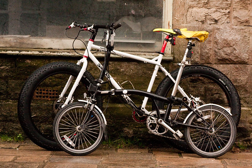 Surly and Brompton