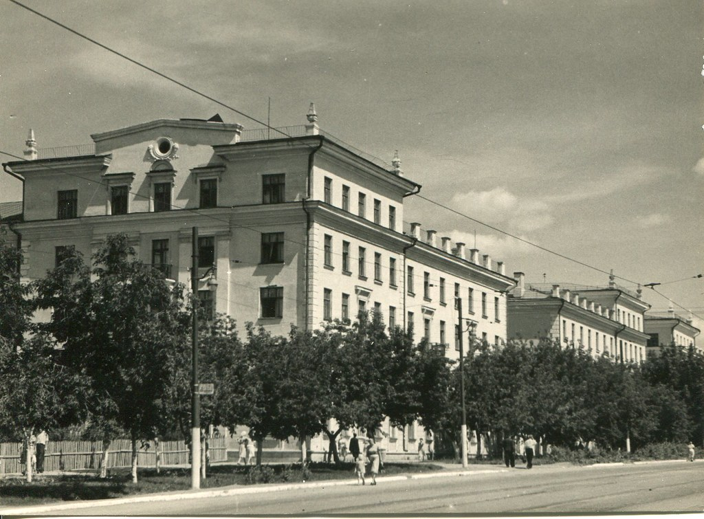 60_Новые жилые дома на Ново-Садовой улице