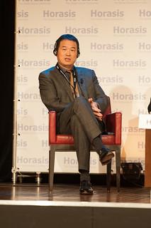 Huang Nubo, Chairman, Zhongkun Investment Group, China, at the Horasis Global China Business Meeting 2013