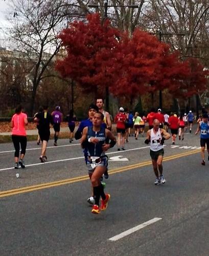 Philadelphia Marathon 2013