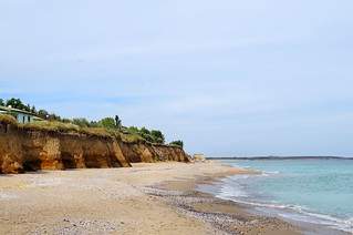 The beach at Shabla (AP4P1276)