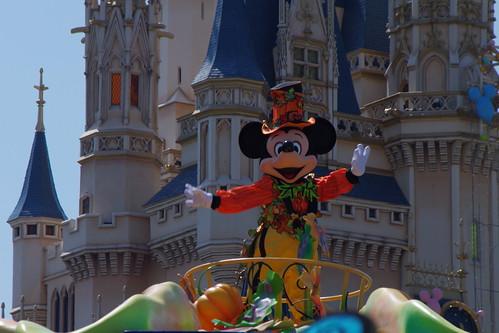 ディズニーハロウィーン2014「ハッピーハロウィーンハーべスト」
