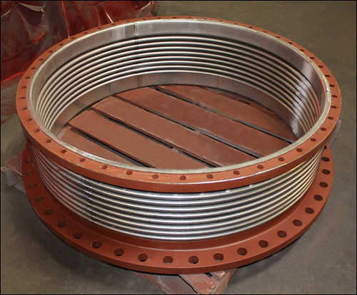 "42"" Dia. Single Expansion Joint Refurbished for a Chemical Plant"