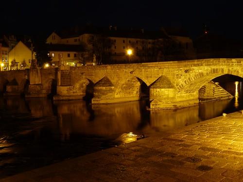 Puente de piedra de Písek (República Checa)