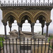 Grace Darling tomb panorama