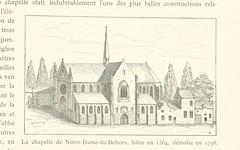 """British Library digitised image from page 511 of """"Louvain dans le passé et dans le présent: sous-sol-formation de la ville-événements mémorables, etc"""""""