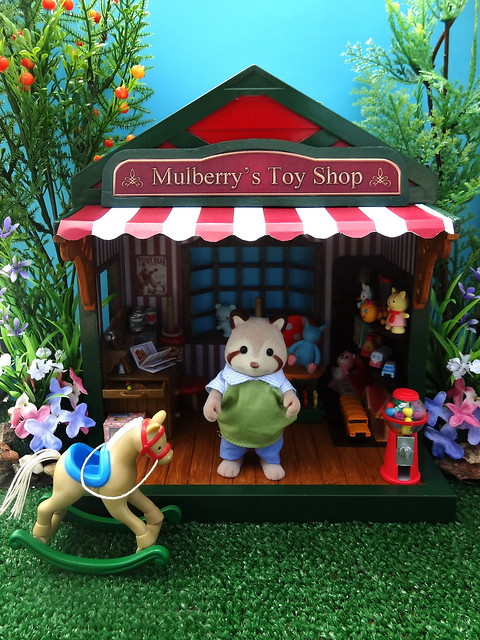 Mulberry's Toy Shop