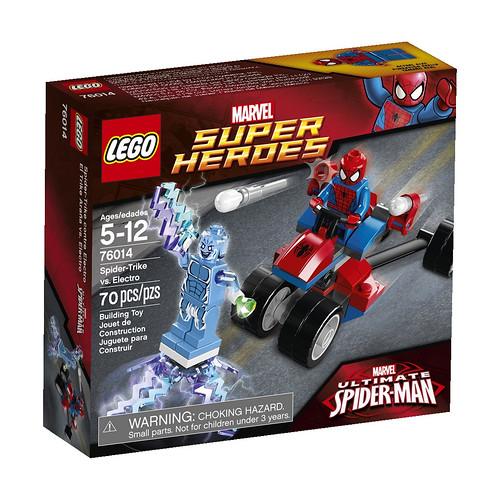 LEGO Super Heroes 76014