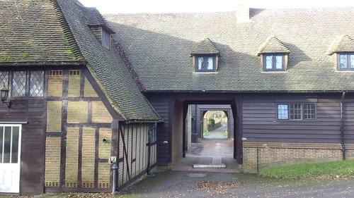 Manor house near Otford