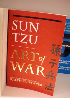 『孫子の兵法』(Art of War)の洋書