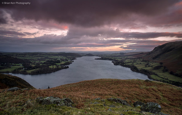 A View of Ullswater