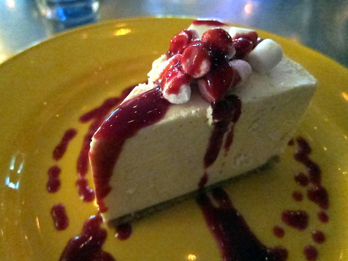 Far Rockaway cheesecake