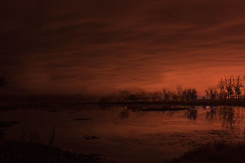 morning trees light red orange plant water sunrise landscape outdoors early louisiana power neworleans nuclear explore shade swamp whitebalance waterway spillway nuclearpowerplant stcharlesparish 172014 canoneos70d photographyforrecreationclassic explorejanuary72014
