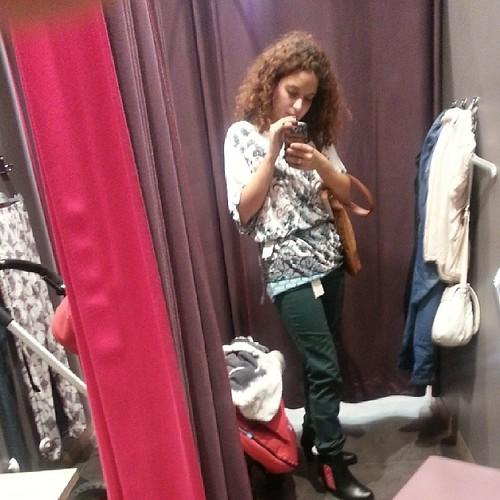 ♥ un ensemble complet et chaussures et sac trouver chez #camaieu  ♥ #soldes #shopping  #ootd #look #mode #38 #ourlittlefamily #france