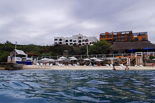 Isla Mujeres' Garrafón Castilla