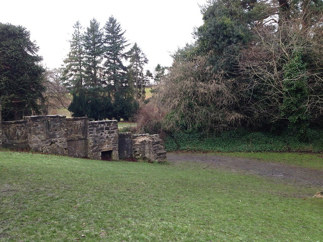 Gardens at Cammo Estate