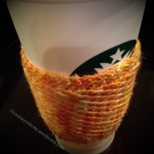 Coffee Cup Cozy 2