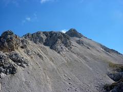 Foto per 21. La bella guglia terminale del Vrh nad Peski.
