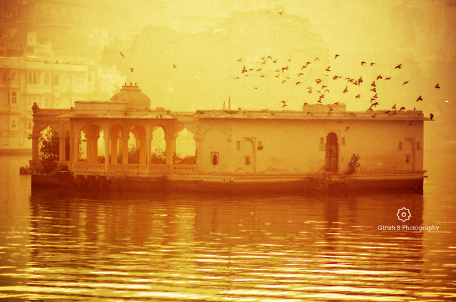 Postcard from Udaipur ...