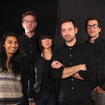 Thu, 30/01/2014 - 1:46pm - Phantogram live in Studio A at WFUV on 1.30.2014