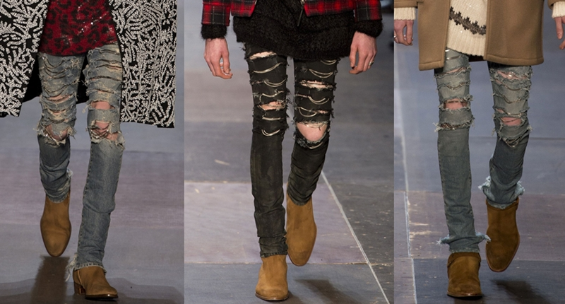Saint_laurent_mens_chain_jeans_fall_winter_2013