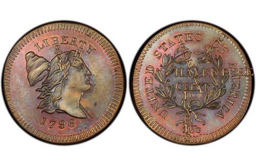 brad-troemel 1796 half cent