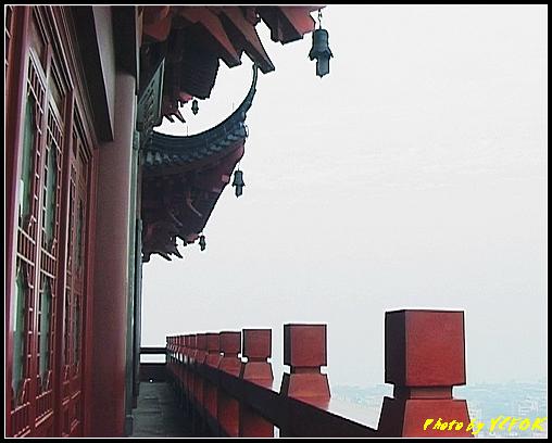 杭州 吳山天風景區 - 045 (城隍閣)
