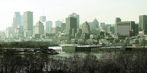 Montreal City...