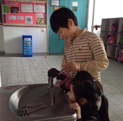 Melody was Thirsty in Hong Kong (submitted by Renaissance College Hong Kong) by melodyaroundtheworld