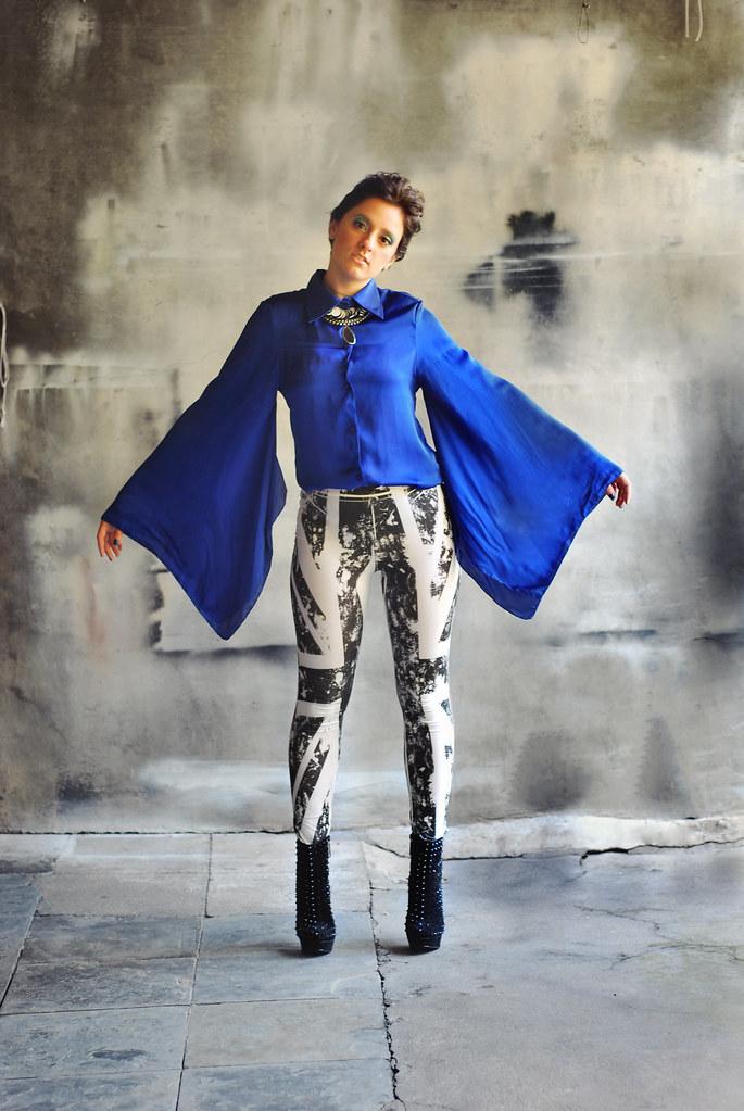 Vestindo Bowie